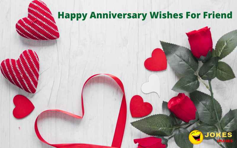 Happy Anniversary Wishes in Hindi For Friends