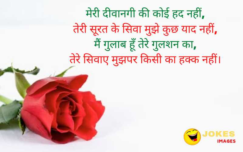 Best Happy Rose Day wishes in Hindi