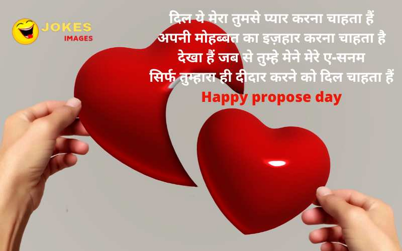 Best Propose Day Wishes in hindi