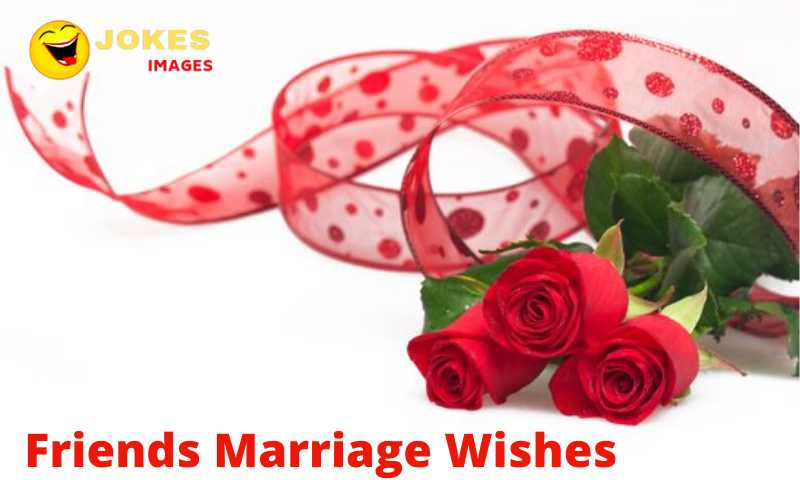 Friend Marriage Wishes in Hindi With Images