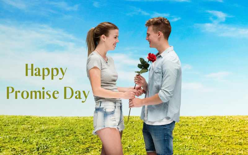 Happy Promise Day Friends